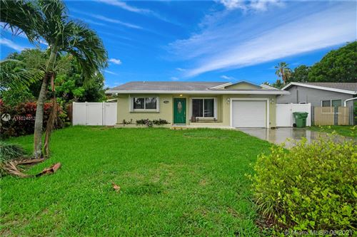 Photo of 3404 NW 68th Ct, Fort Lauderdale, FL 33309 (MLS # A11024012)