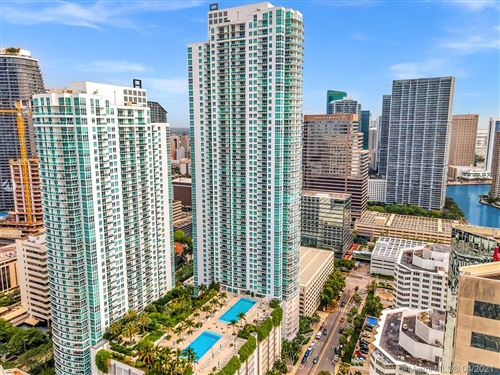 Photo of 950 Brickell Bay Dr #1400, Miami, FL 33131 (MLS # A11032012)