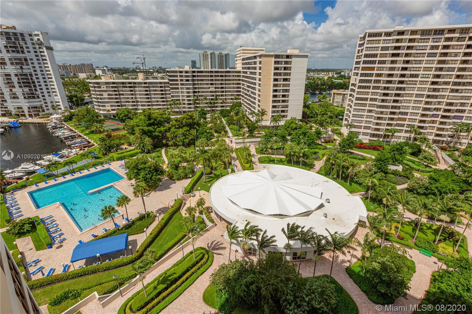 2500 Parkview Dr #1520, Hallandale Beach, FL 33009 - #: A10902012