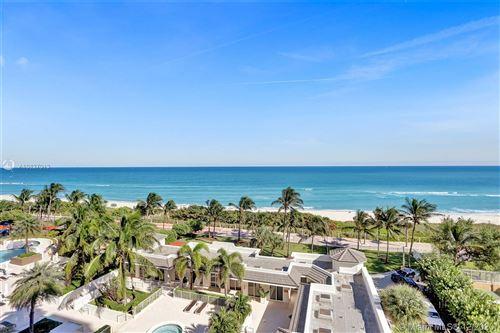 Photo of 4775 Collins Ave #703, Miami Beach, FL 33140 (MLS # A10827013)