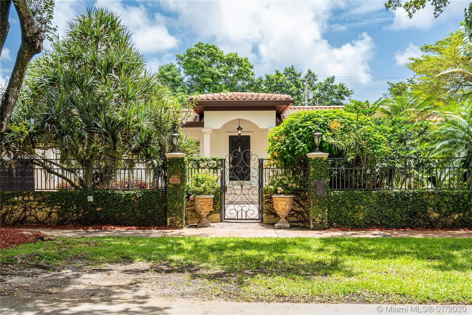 1215 Ferdinand St, Coral Gables, FL 33134 - #: A10900013