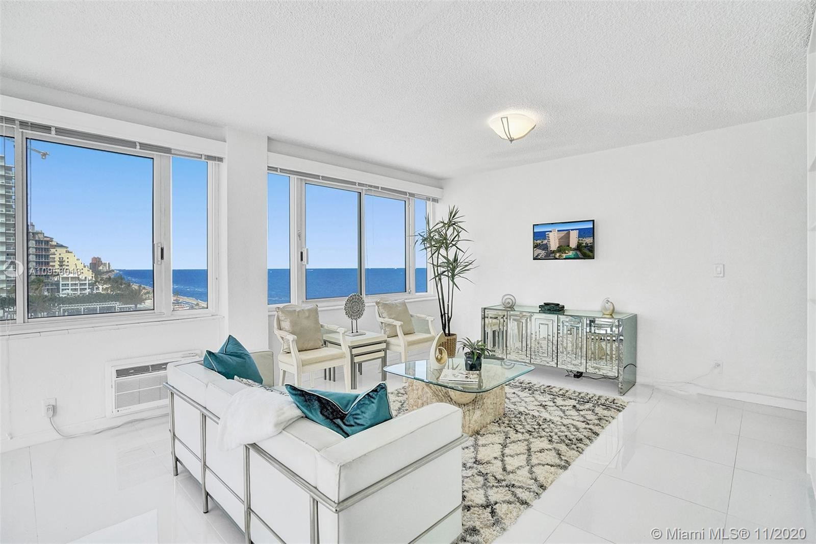 345 N Fort Lauderdale Beach Blvd #1001, Fort Lauderdale, FL 33304 - #: A10958013