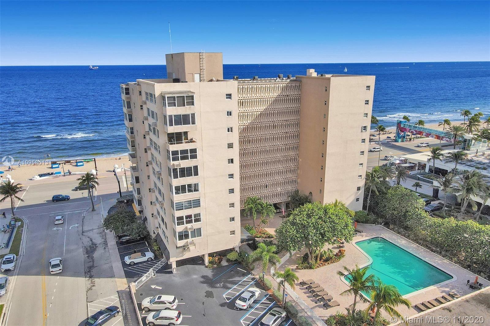 Photo of 345 N Fort Lauderdale Beach Blvd #1001, Fort Lauderdale, FL 33304 (MLS # A10958013)