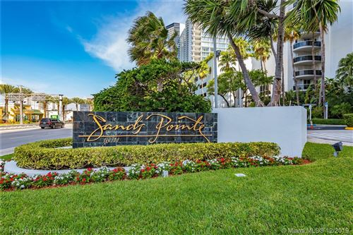 Photo of 16711 Collins Ave #1401, Sunny Isles Beach, FL 33160 (MLS # A10161014)