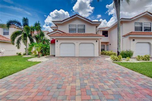 Photo of 8676 Via Reale #64L, Boca Raton, FL 33496 (MLS # A10919014)