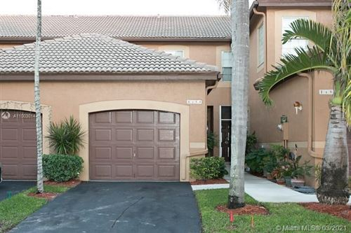 Photo of 1458 Coronado Rd #4-37, Weston, FL 33327 (MLS # A11003014)