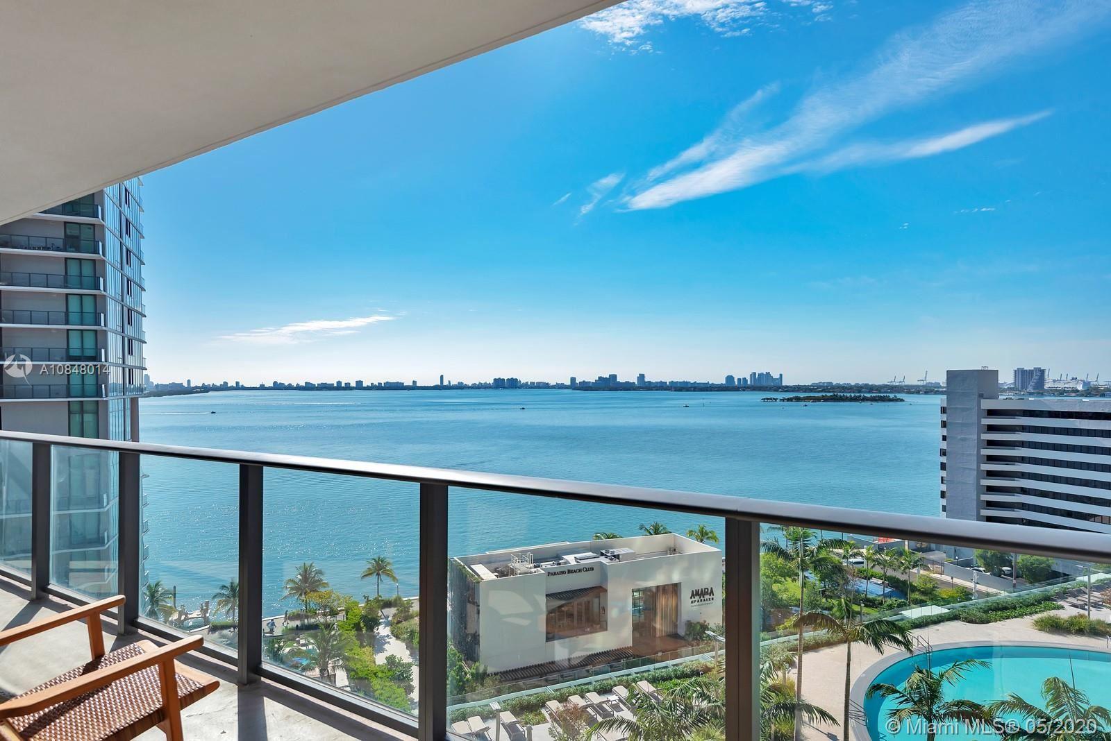 650 NE 32nd St #1004, Miami, FL 33137 - #: A10848014