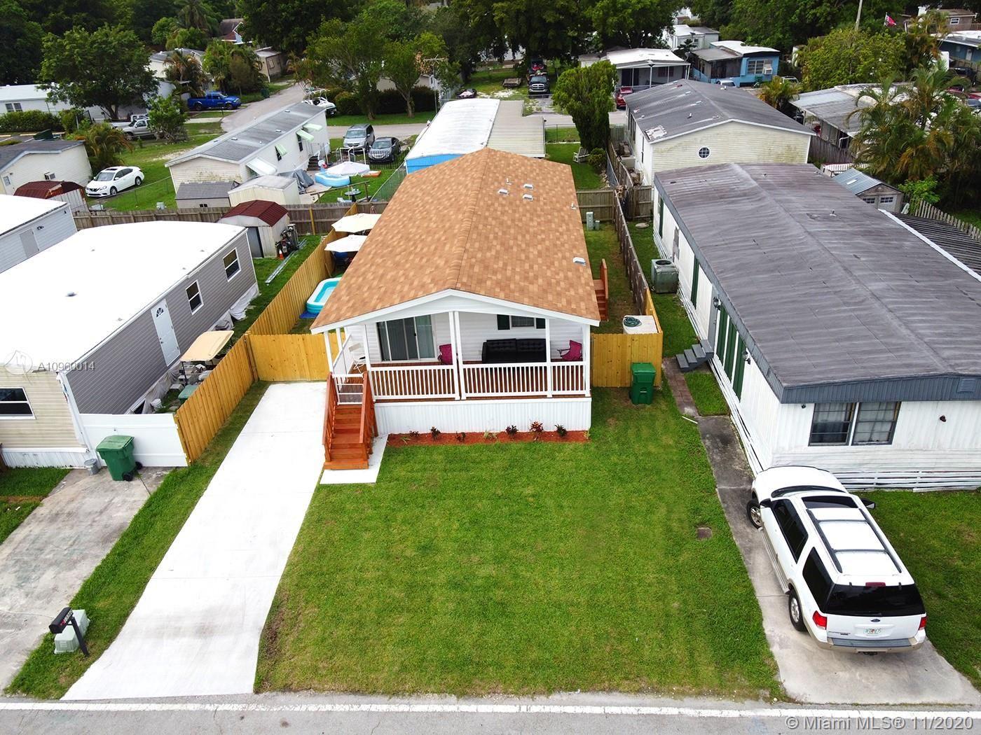 13360 SW 8th St, Davie, FL 33325 - #: A10960014