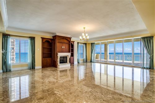 Photo of Listing MLS a10561015 in 5310 N Ocean Dr #1101 Singer Island FL 33404