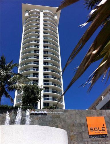 Foto de inmueble con direccion 17315 Collins Ave #903 Sunny Isles Beach FL 33160 con MLS A10748015