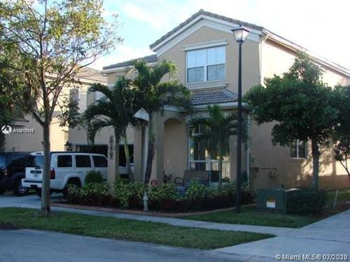 Photo of 4904 SW 155th Ter, Miramar, FL 33027 (MLS # A10817015)