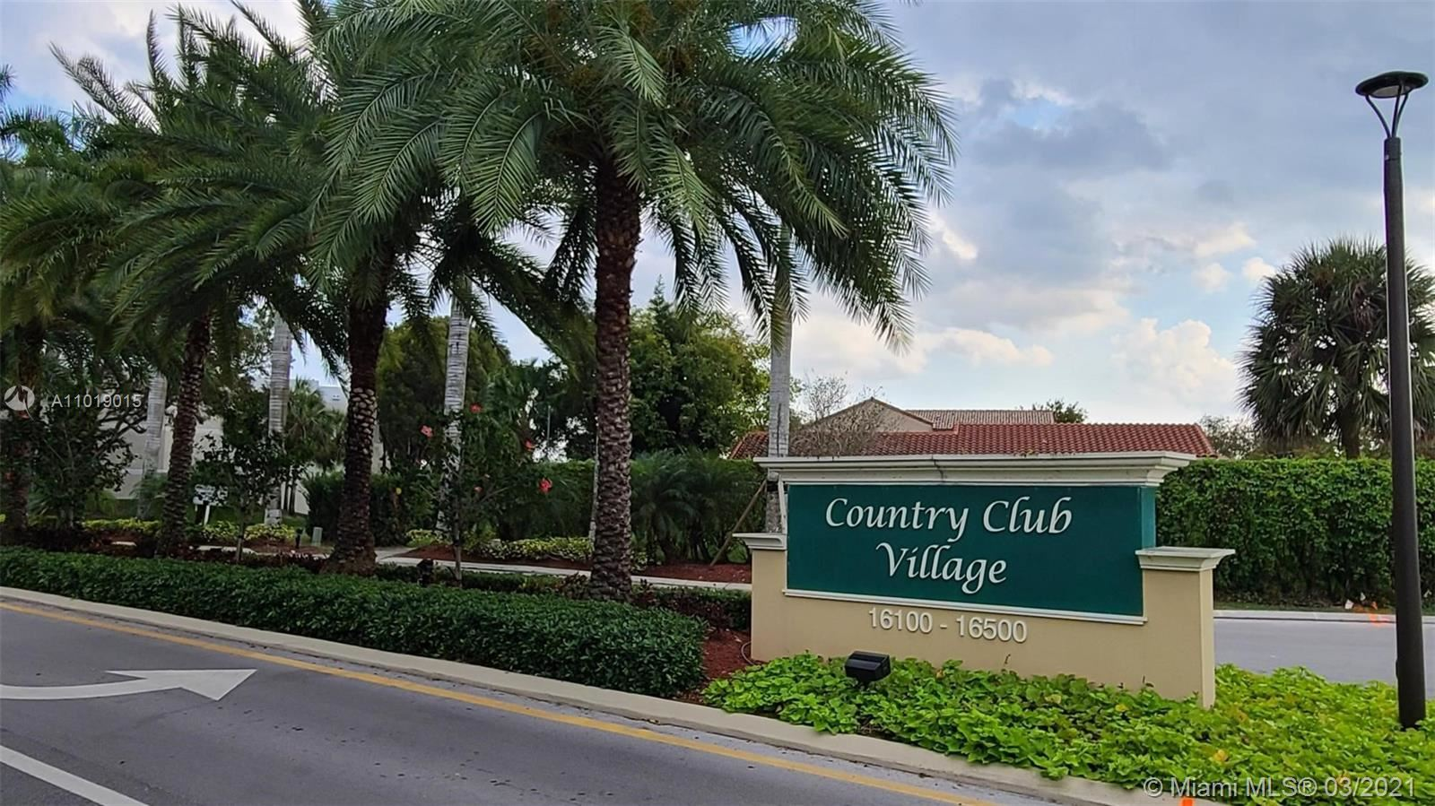 16475 Golf Club Rd #306, Weston, FL 33326 - #: A11019015
