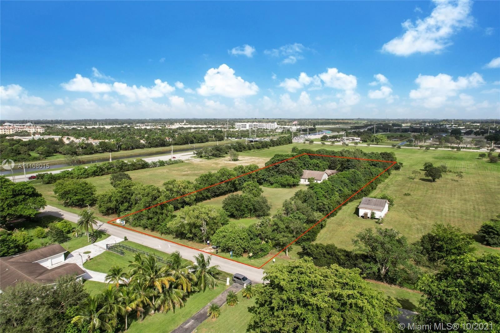 4650 SW 163rd Ave, SouthWest Ranches, FL 33331 - #: A11108015