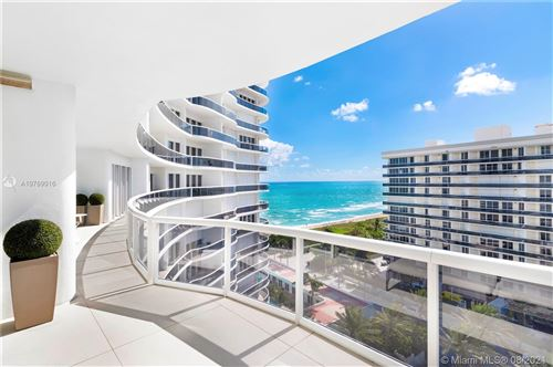 Photo of 9601 Collins Ave #1009, Bal Harbour, FL 33154 (MLS # A10769016)
