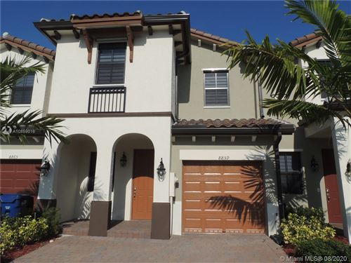Photo of Listing MLS a10859016 in 8859 NW 102nd Ct #8859 Doral FL 33178