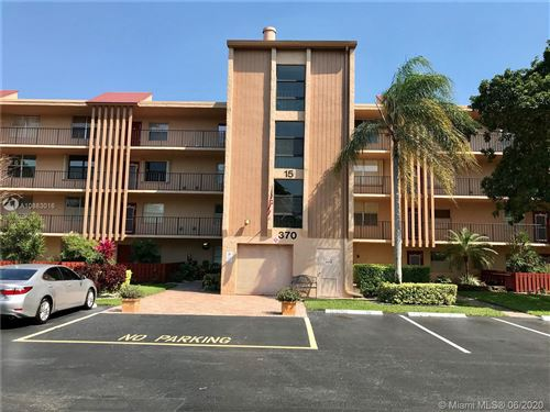 Photo of 370 NW 76th Ave #105, Margate, FL 33063 (MLS # A10883016)