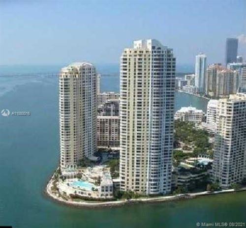 Photo of 848 Brickell Key Dr #4201, Miami, FL 33131 (MLS # A11080016)