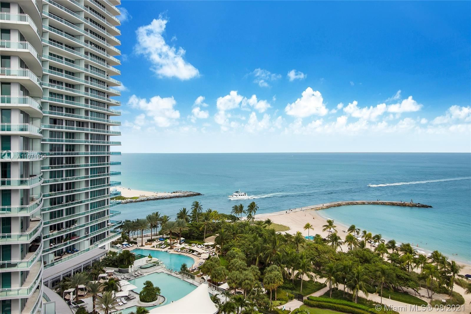 Photo of 10275 Collins Ave #1404, Bal Harbour, FL 33154 (MLS # A11071016)