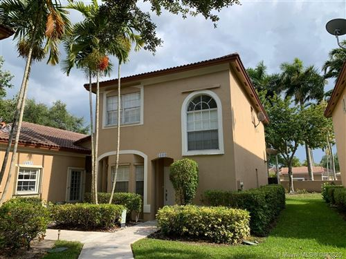 Photo of Listing MLS a10850017 in 16009 EMERALD COVE ROAD #16009 Weston FL 33331