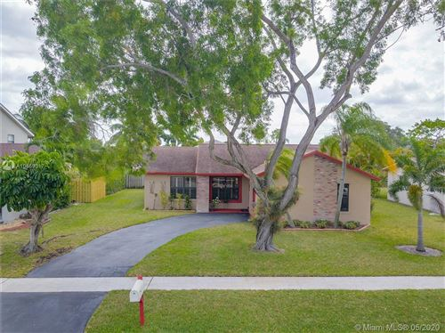 Photo of Listing MLS a10859017 in 11850 NW 42nd St Sunrise FL 33323