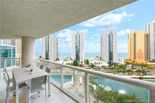 Photo of 16400 Collins Ave #1442, Sunny Isles Beach, FL 33160 (MLS # A10965017)