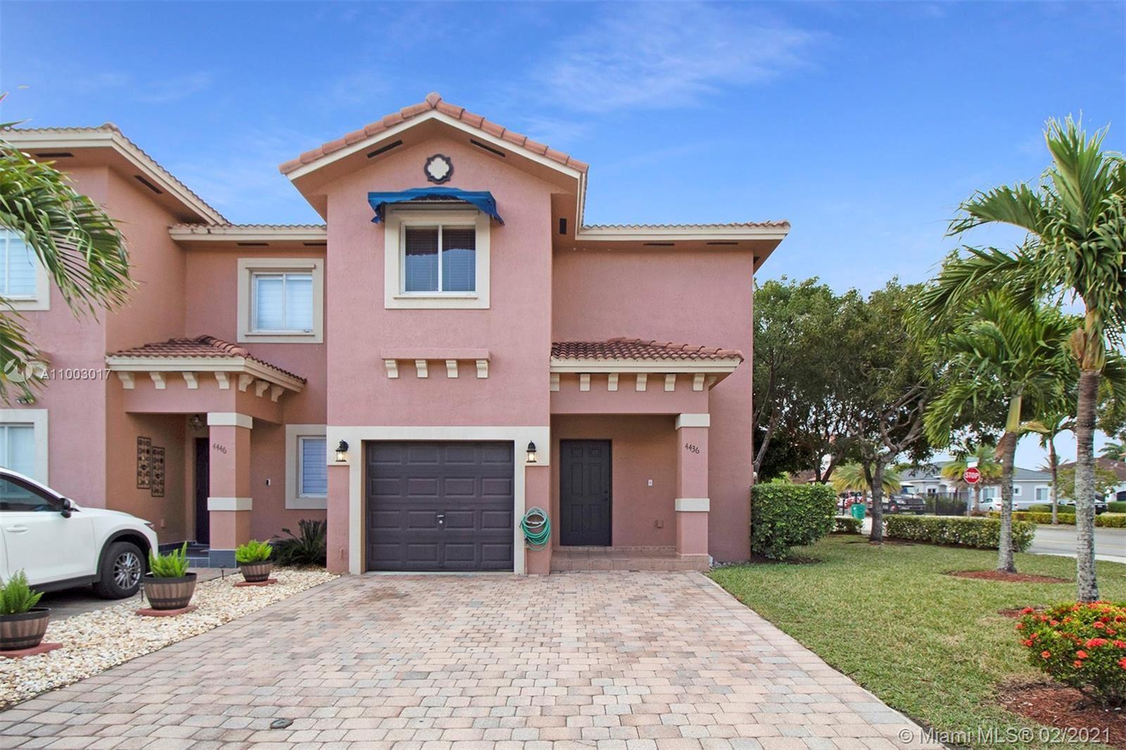 4436 SW 163rd Psge, Miami, FL 33185 - #: A11003017