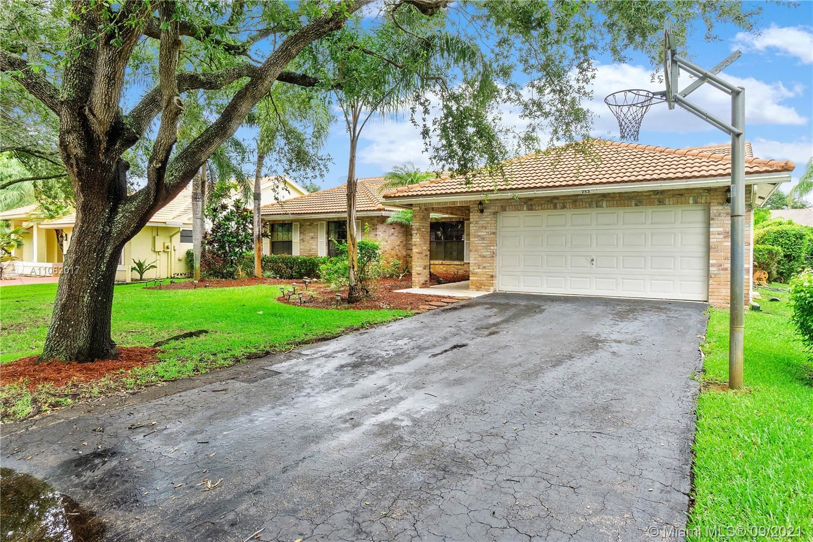 253 NW 123rd Way, Coral Springs, FL 33071 - #: A11062017