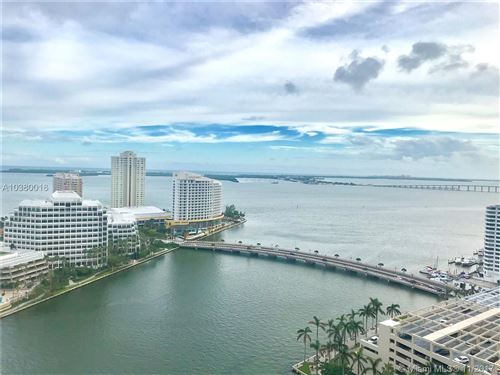 Photo of 495 Brickell Ave #2411, Miami, FL 33131 (MLS # A10380018)