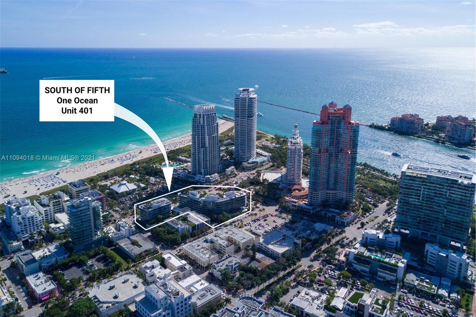 1 Collins Ave #401, Miami Beach, FL 33139 - #: A11094018