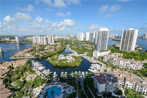 Photo of 2000 Island Blvd #2709, Aventura, FL 33160 (MLS # A10380019)