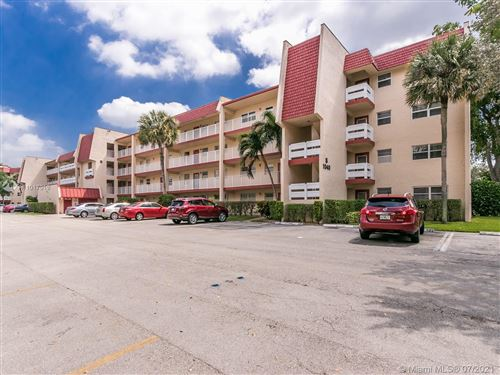 Photo of 1040 Country Club Dr #308, Margate, FL 33063 (MLS # A11017019)