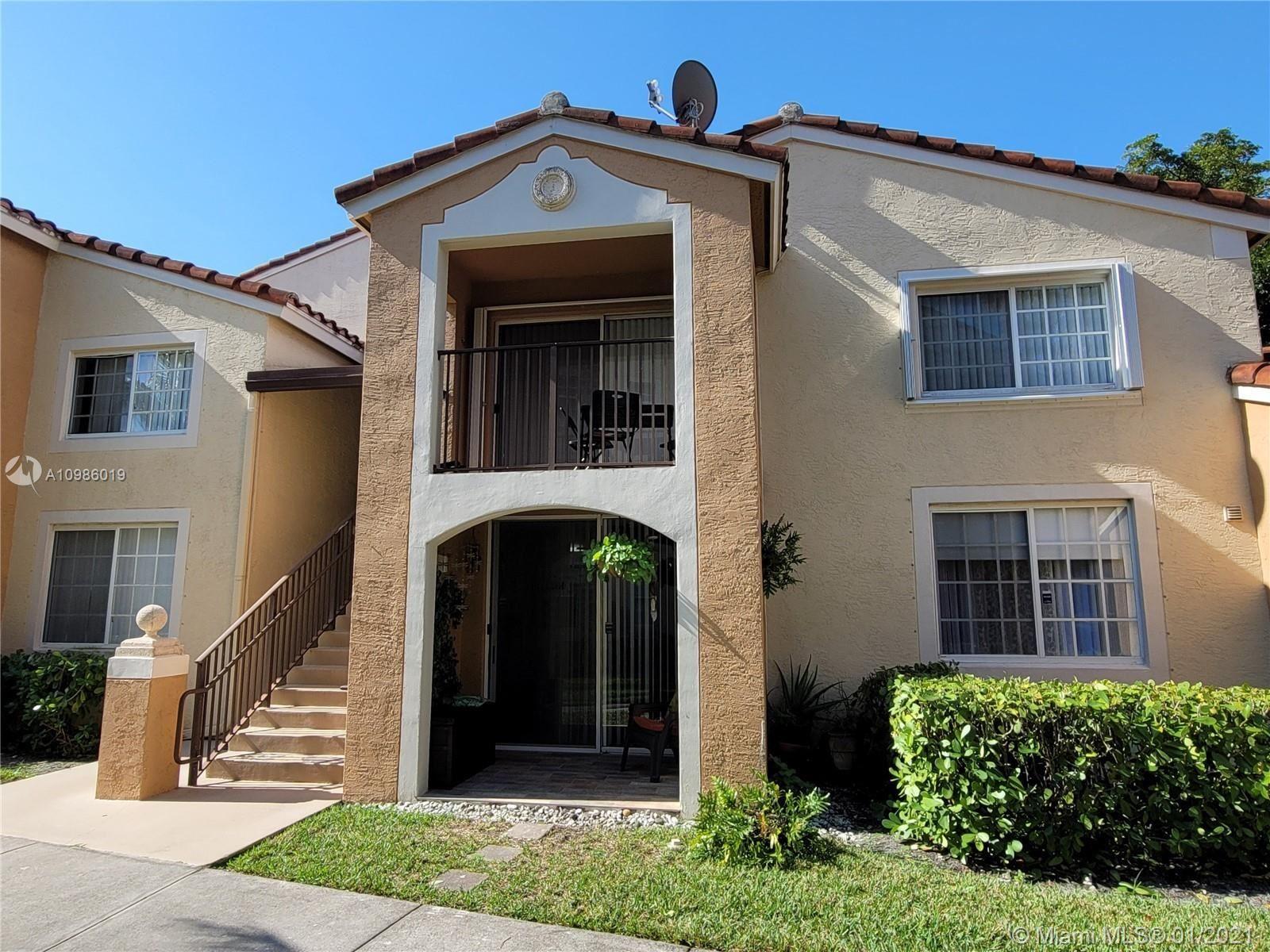 Photo of 2041 Renaissance Blvd #101, Miramar, FL 33025 (MLS # A10986019)