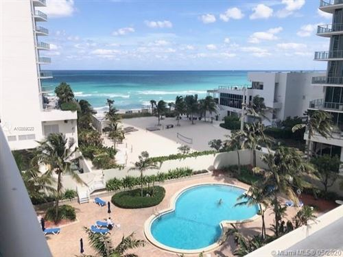 Photo of Listing MLS a10859020 in 4001 S Ocean Dr #6L Hollywood FL 33019