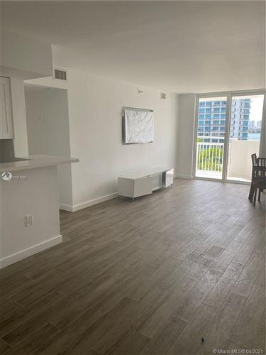 Photo of 1621 Bay Rd #804, Miami Beach, FL 33139 (MLS # A11057020)