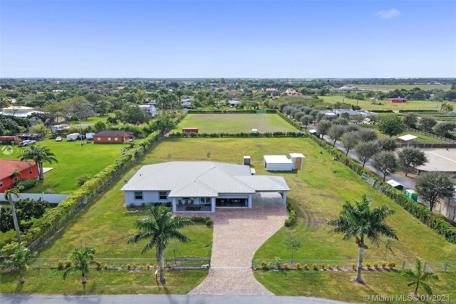 21450 SW 238th St, Homestead, FL 33031 - #: A10986020