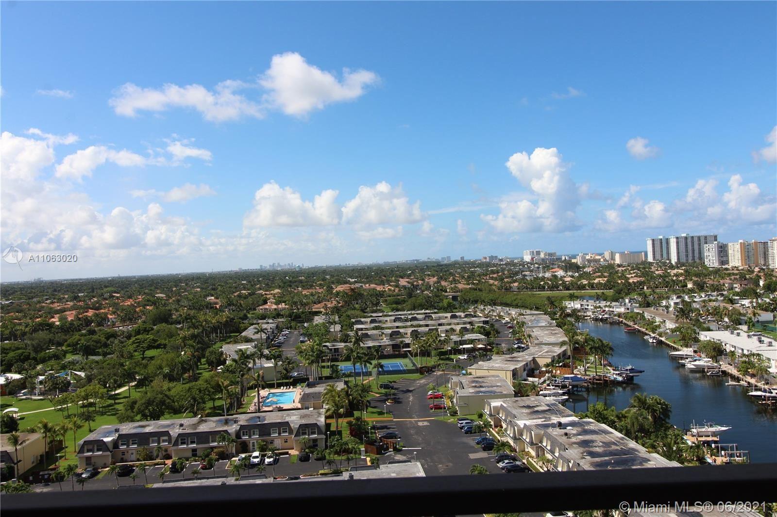 2500 PARKVIEW DR #1709, Hallandale Beach, FL 33009 - #: A11063020