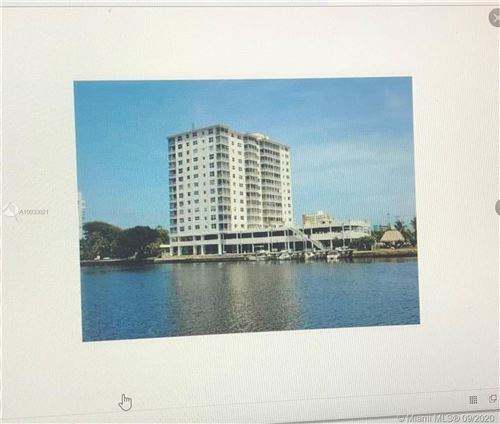 Photo of 1505 N Riverside Dr #701, Pompano Beach, FL 33062 (MLS # A10933021)
