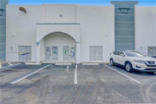 Photo of 20861 Johnson St #109/110, Pembroke Pines, FL 33029 (MLS # A11117021)