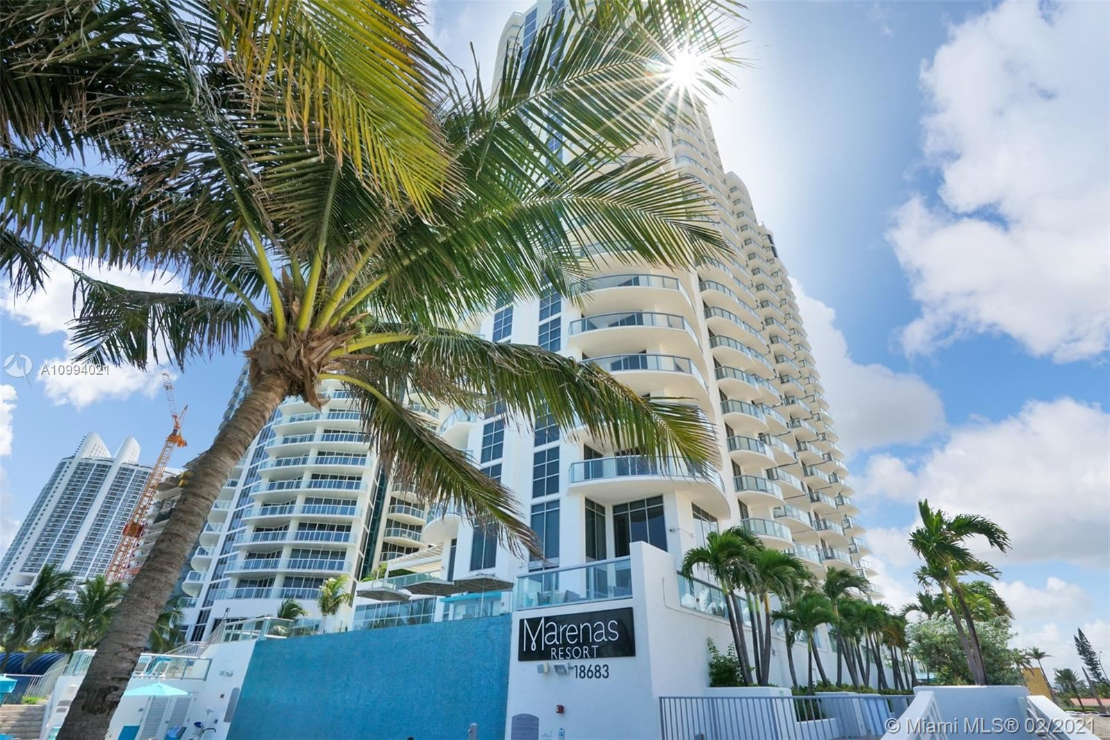 18683 Collins Ave #1409, Sunny Isles, FL 33160 - #: A10994021