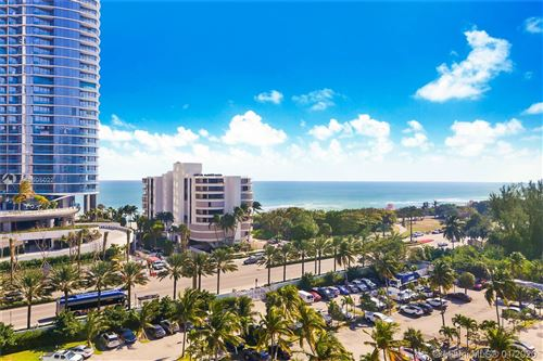 Photo of 100 Bayview Dr #907, Sunny Isles Beach, FL 33160 (MLS # A10805022)