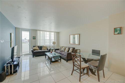 Photo of 100 Lincoln Rd #622, Miami Beach, FL 33139 (MLS # A10935022)