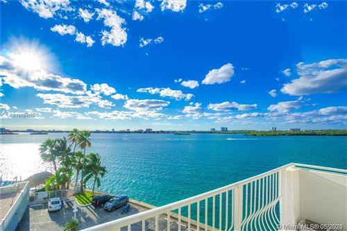 Photo of 10350 W Bay Harbor Dr #5C, Bay Harbor Islands, FL 33154 (MLS # A11036022)