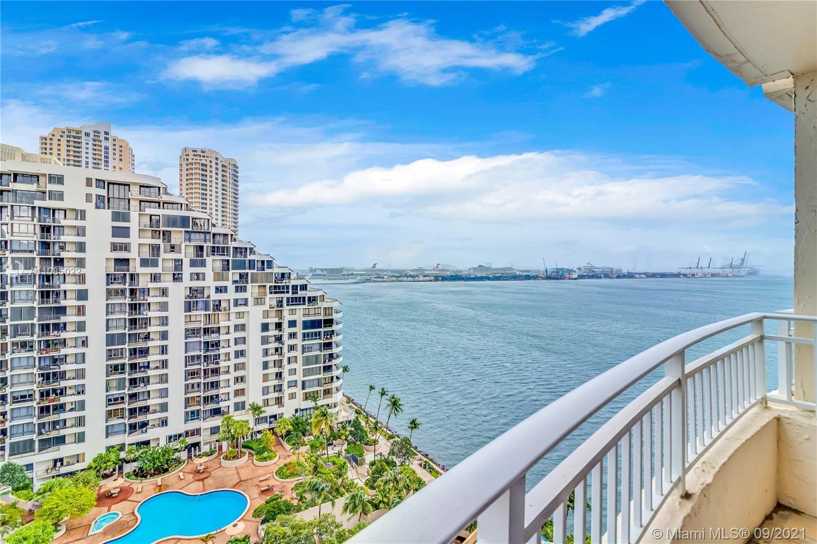770 Claughton Island Dr #1807, Miami, FL 33131 - #: A11085022