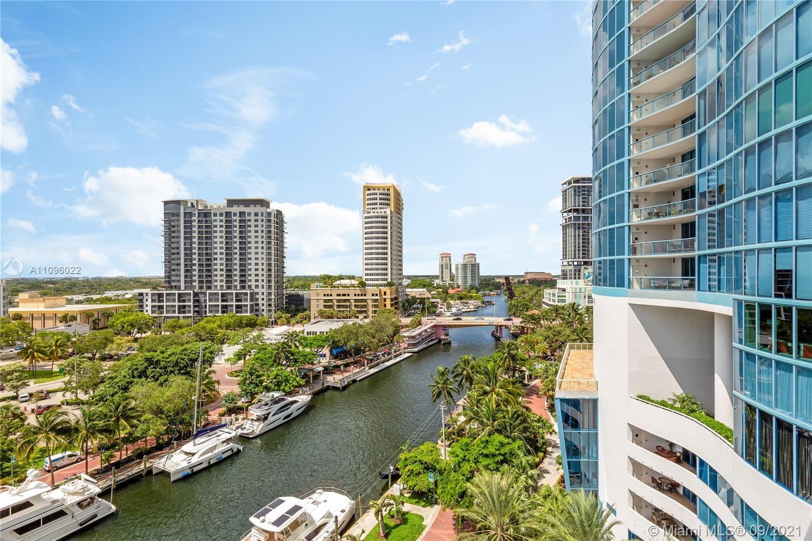 Photo of 333 Las Olas Way #1010, Fort Lauderdale, FL 33301 (MLS # A11096022)
