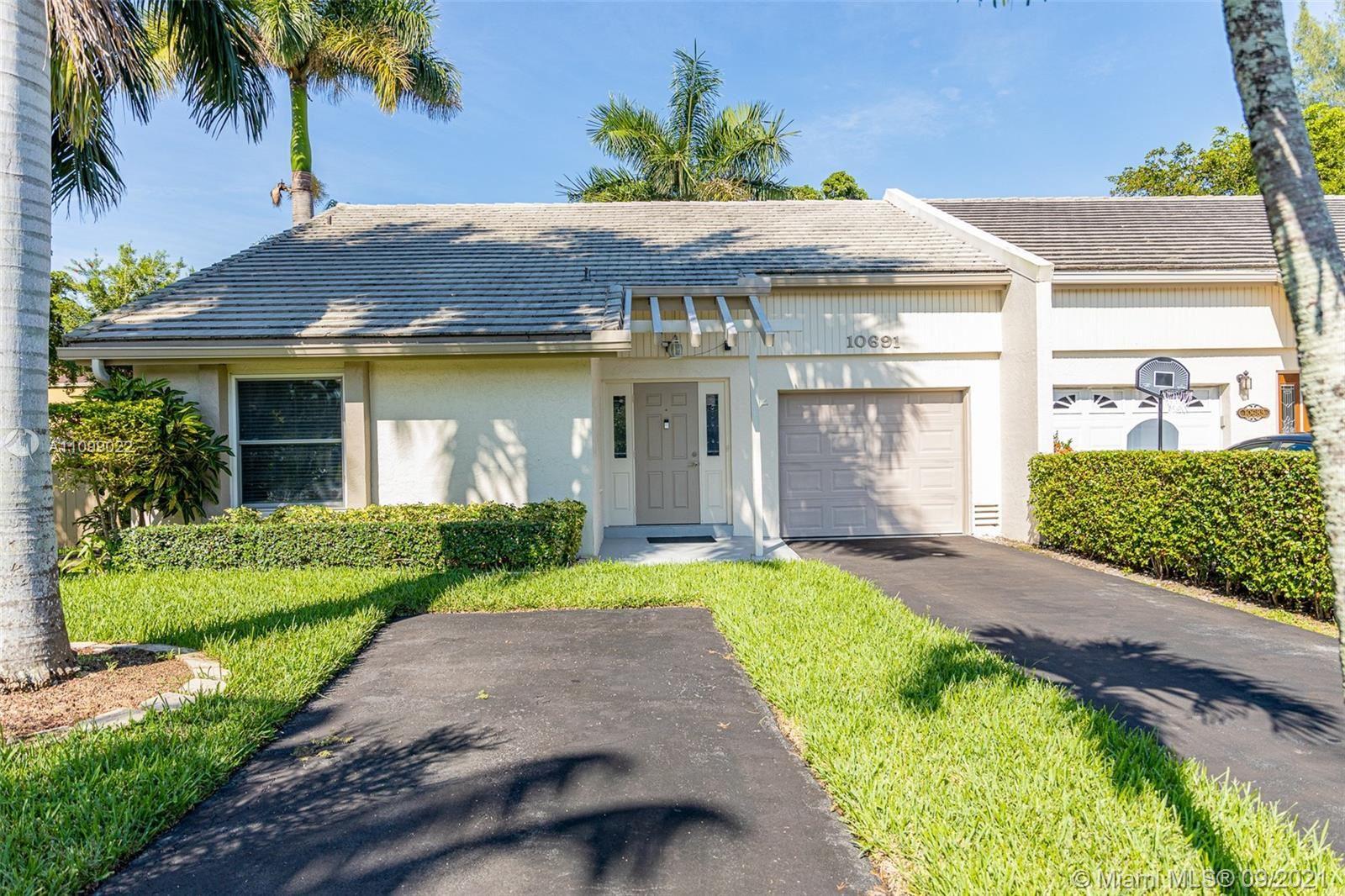 10691 La Placida Dr, Coral Springs, FL 33065 - #: A11099022