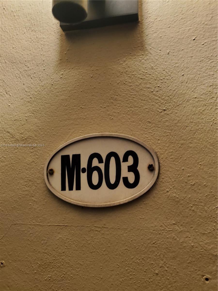 Photo of 603 Normandy M #603, Delray Beach, FL 33484 (MLS # A11114022)