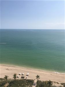 Photo of 10225 Collins Ave #1802, Bal Harbour, FL 33154 (MLS # A10393023)