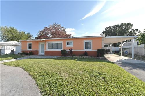 Photo of Listing MLS a10810023 in 2910 NW 157th Ter Miami Gardens FL 33054