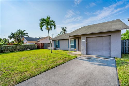 Photo of Listing MLS a10848023 in 8521 NW 44th Ct Lauderhill FL 33351