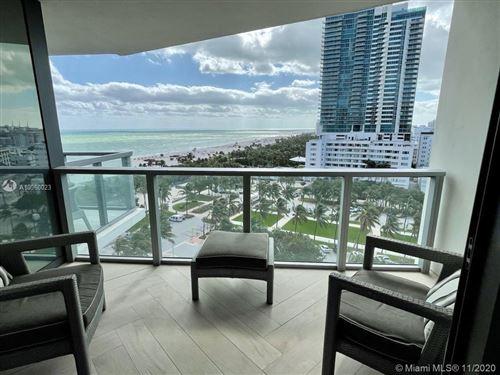 Photo of 2201 Collins Ave #1108, Miami Beach, FL 33139 (MLS # A10960023)